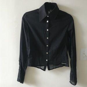 Vintage Versace Jeans Couture Button Down